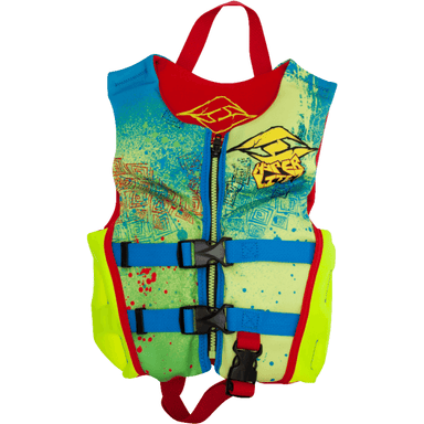 Life Vest - Hyperlite Boy's Child Indy Life Vest 30-50 Lb