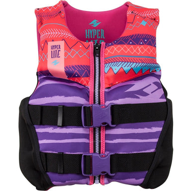 Hyperlite Young Girls Indy Life Vest - 88 Gear