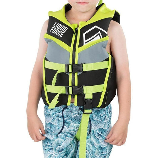 Life Vest - Liquid Force Fury Childs Life Vest - CGA