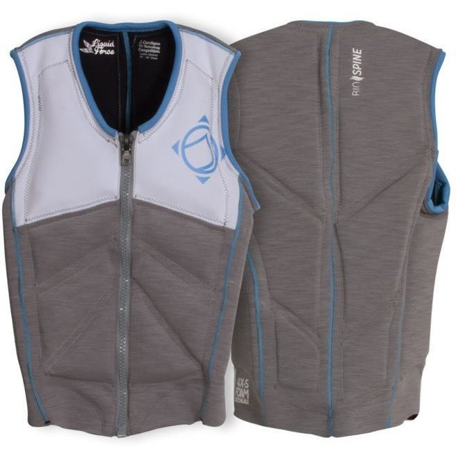 Life Vest - Liquid Force Z Cardigan Women's Life Vest- 2017