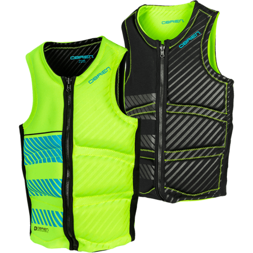 Life Vest - O'Brien Reversible Wake Vests