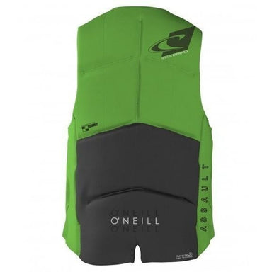 O'Neill Coast Guard Approved Assault Life Vest - Graphite / Glo - 88 Gear