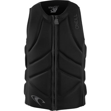O'Neill Slasher Comp Men's Black Life Vests - 88 Gear