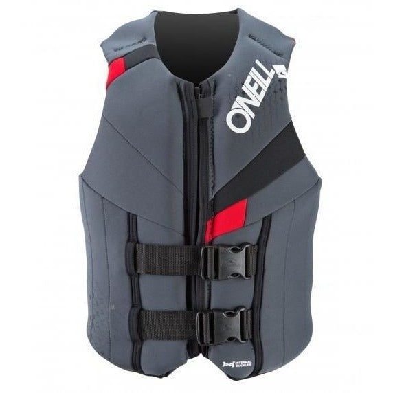 Life Vest - O'Neill Teen Coast Guard Approved Life Vests - Red