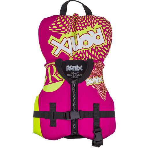 Life Vest - Ronix August Girl's Infant Life Vest