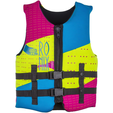 Life Vest - Ronix August Girls Youth Life Vest