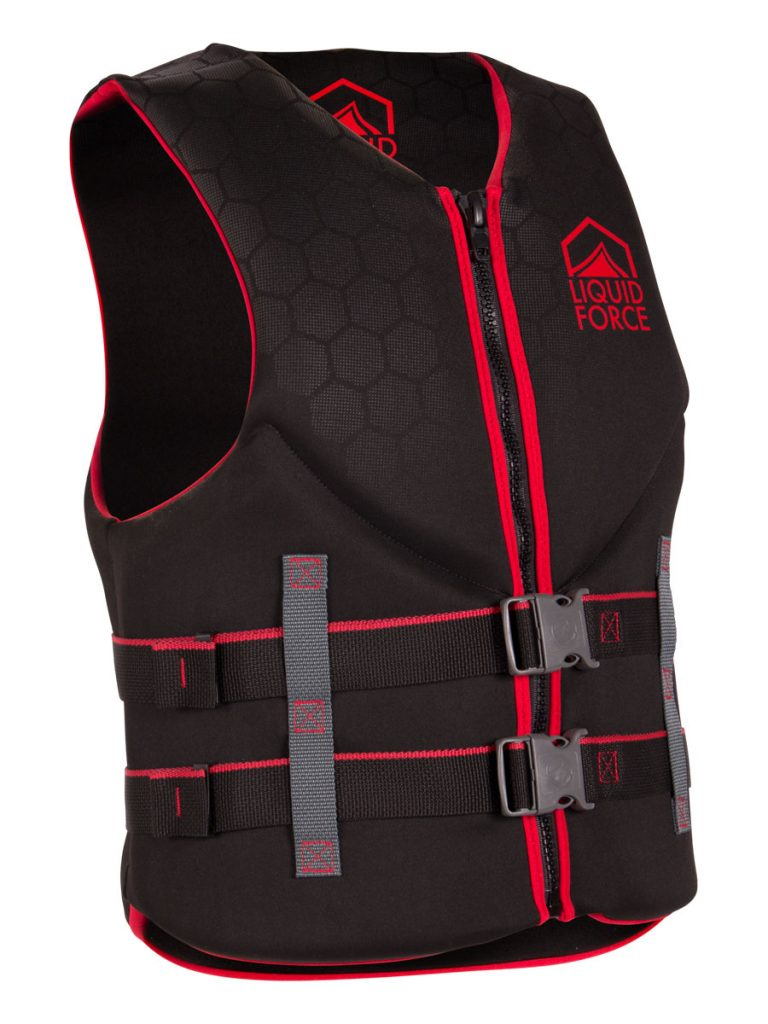 Liquid Force Hinge Classic Life Jacket - 88 Gear