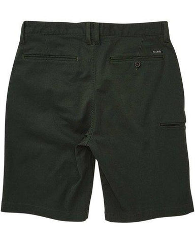 Billabong Carter Street Stretch Shorts - 88 Gear