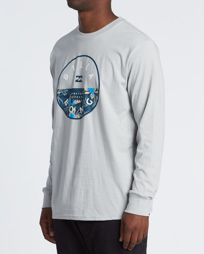 Billabong Rotor Long Sleeve Tee Shirt - 88 Gear