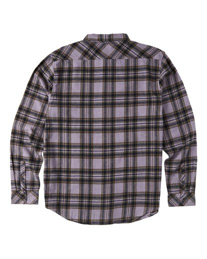 Billabong Men's Coastline Flannel - 88 Gear