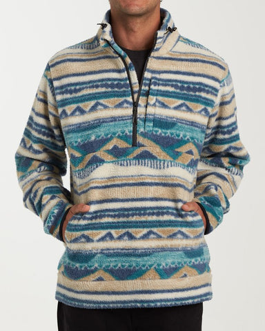 Billabong Boundary Mock Fleece - 88 Gear