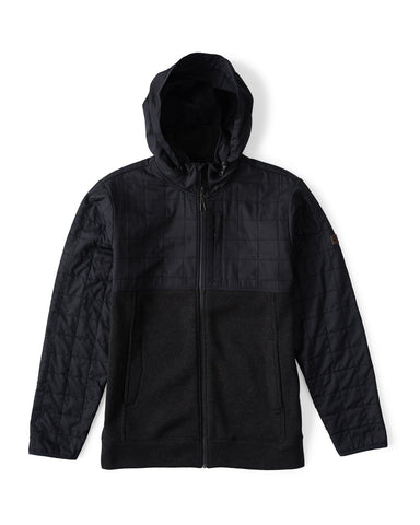 Billabong Boundary Zip Hooded Jacket - 88 Gear