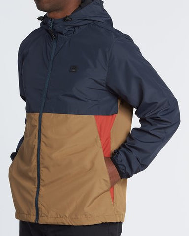 Billabong Transport Windbreaker - 88 Gear