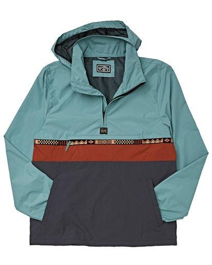 Billabong Wind Swell Anorak Jacket