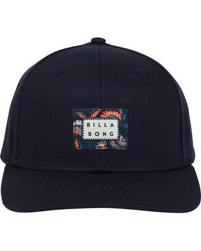 Billabong Plateau Snapback Hat