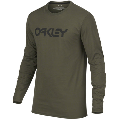 Oakley O Mark 2 Men's Long Sleeve Tee Shirt Brush
