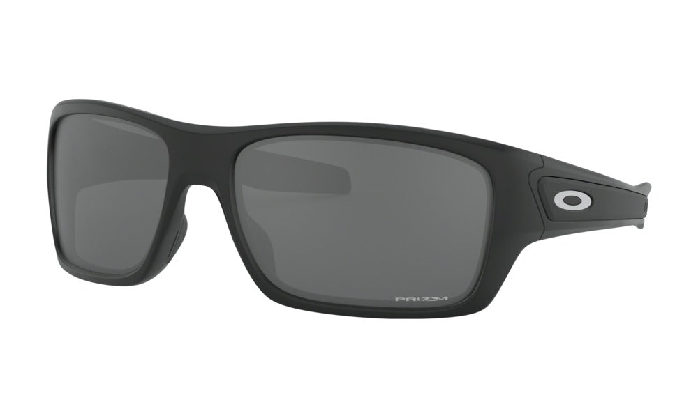 Oakley Turbine Black Sunglasses - 88 Gear
