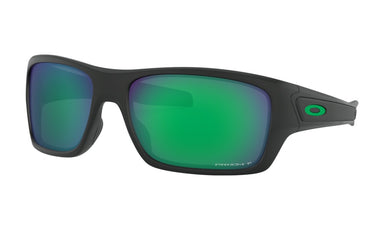Oakley Turbine Sunglasses with Jade Lens