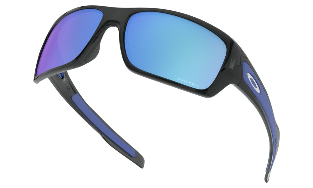 Oakley Turbine Black Ink Sunglasses - 88 Gear