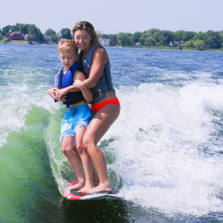Mission Delta 2.0 Wakesurf Shaper - 88 Gear