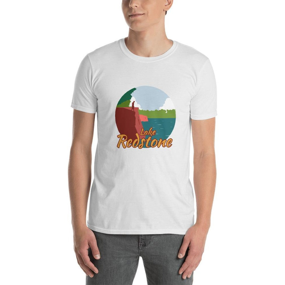 Lake Redstone Short Sleeve T-Shirt - 88 Gear