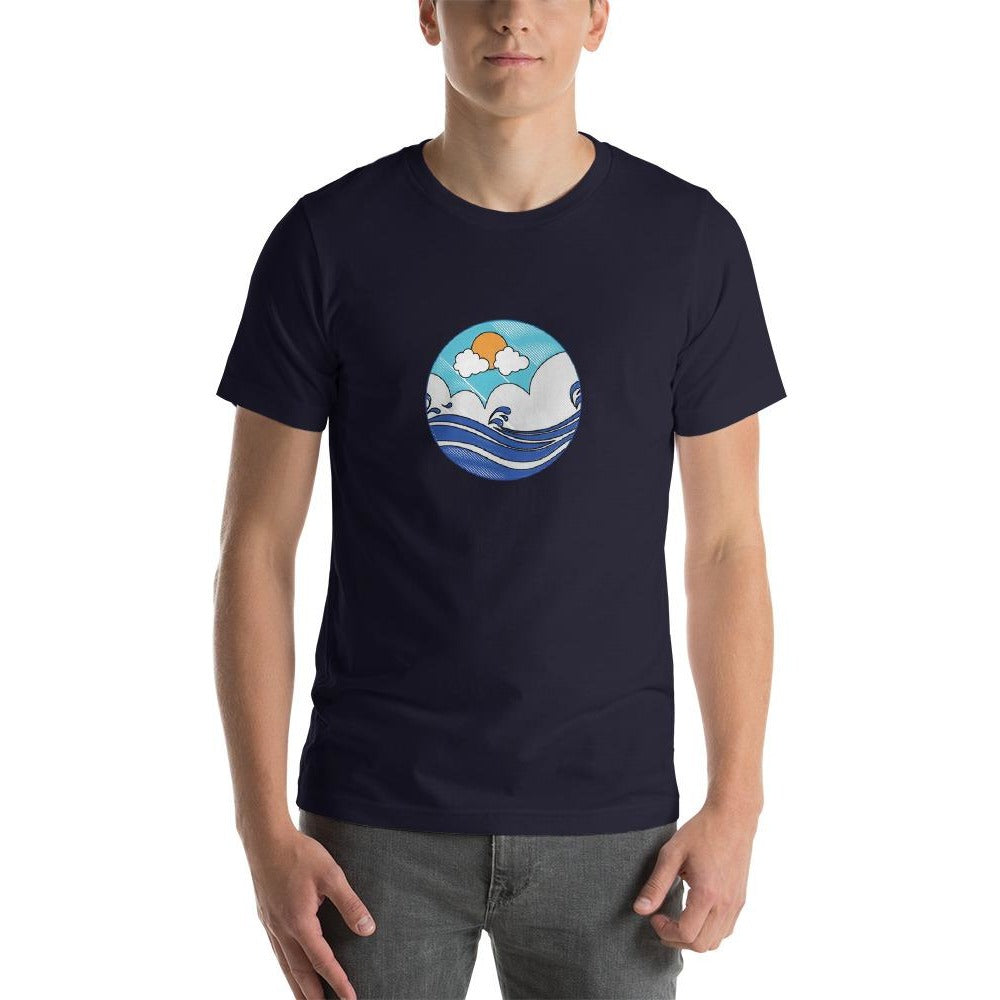 Sun N Fun Short-Sleeve Unisex T-Shirt - 88 Gear
