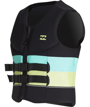 Billabong DBah Life Jacket - 88 Gear