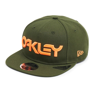 Oakley 6 Panel Neon Hat - 88 Gear