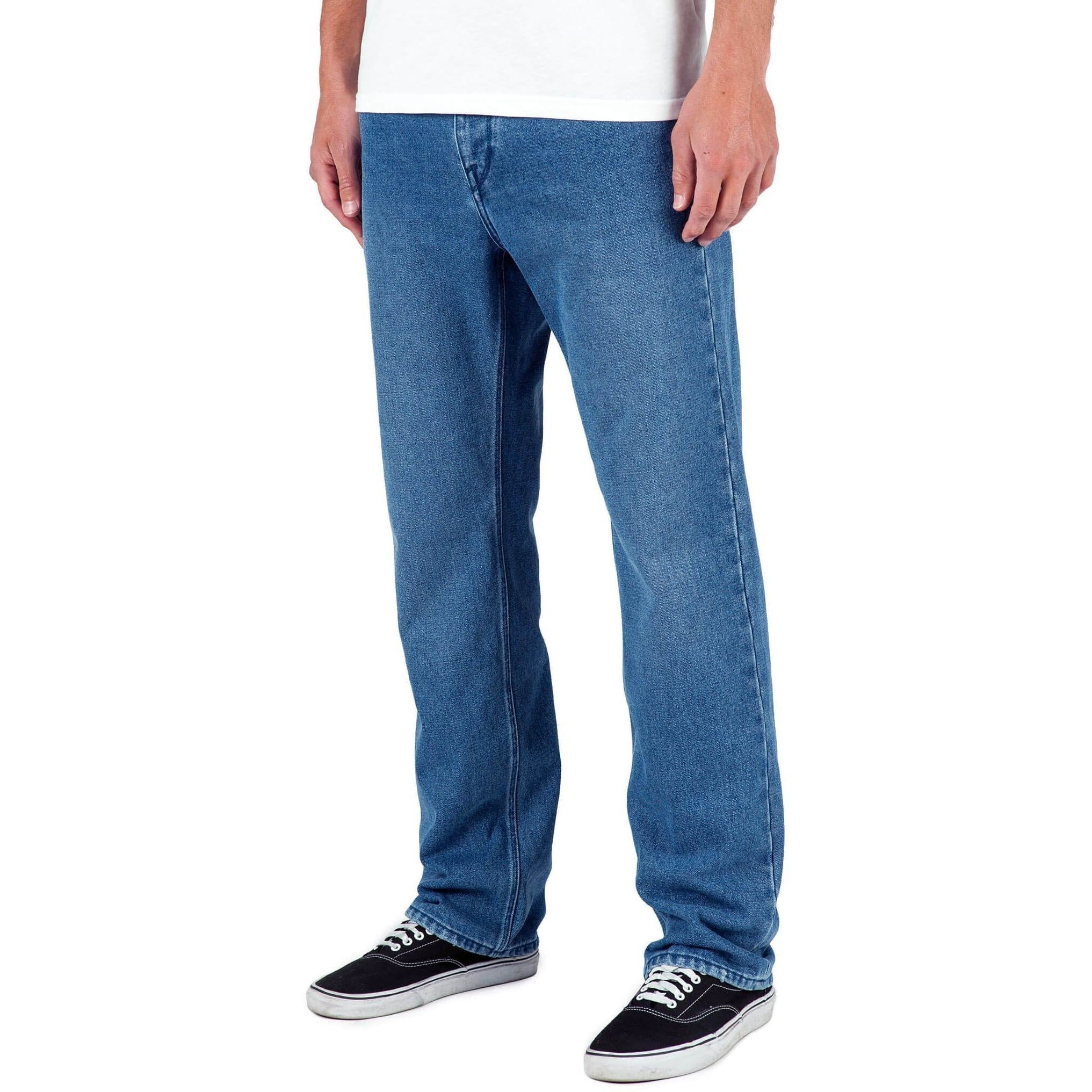 Volcom Kinkade Regular Fit Men's Jeans - 88 Gear