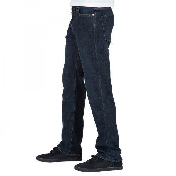Pants - Volcom Kinkade Stretch Jeans - Vintage Blue