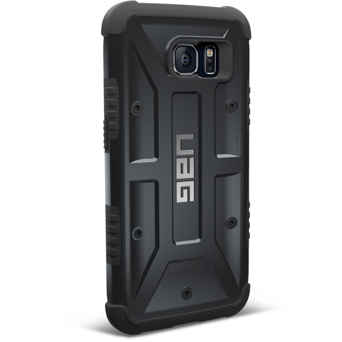 Phone Cases - UAG Scout Phone Case For Samsung GALAXY S6 BLACK/BLACK