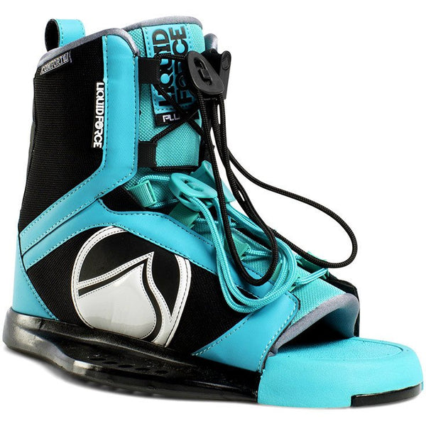 Liquid Force Plush Women's Wakeboard Bindings- 2016