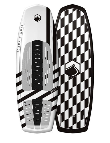 Liquid Force Pod Wakesurf Board 2020 - 88 Gear