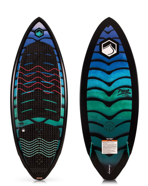 The 2019 Liquid Force Primo Wakesurf Board