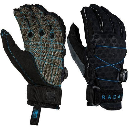 Radar Vapor BOA K Inside Out Water Ski Gloves 2019