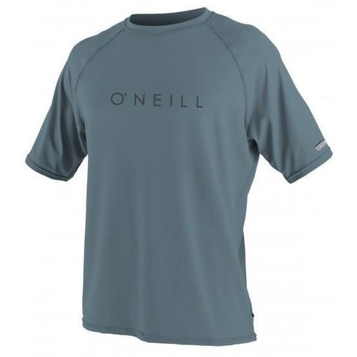 Rash Guard - O'Neill 24-7 Tech Crew UV Shirt - Dusty Blue