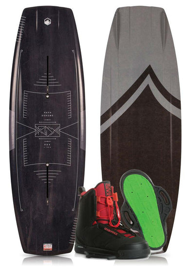 Liquid Force RDX Wakeboard Package 2019 - 88 Gear