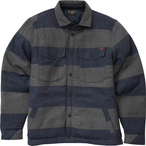 Reversible Jacket - Billabong Barlow Reversible Jacket