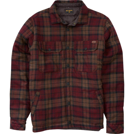 Reversible Jacket - Billabong Barlow Reversible Jacket Brown