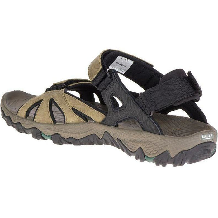 Sandal - Merrell All Out Blaze Sieve Convertible Sandal