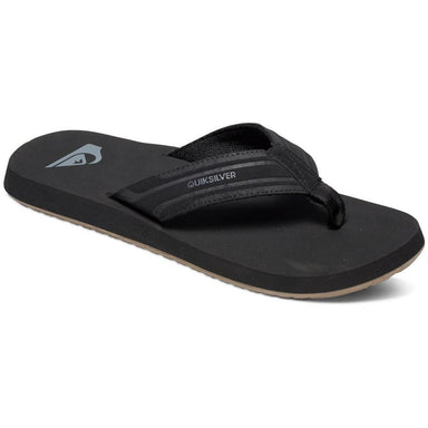 Sandal - Quiksilver Monkey Wrench Sandals - Black