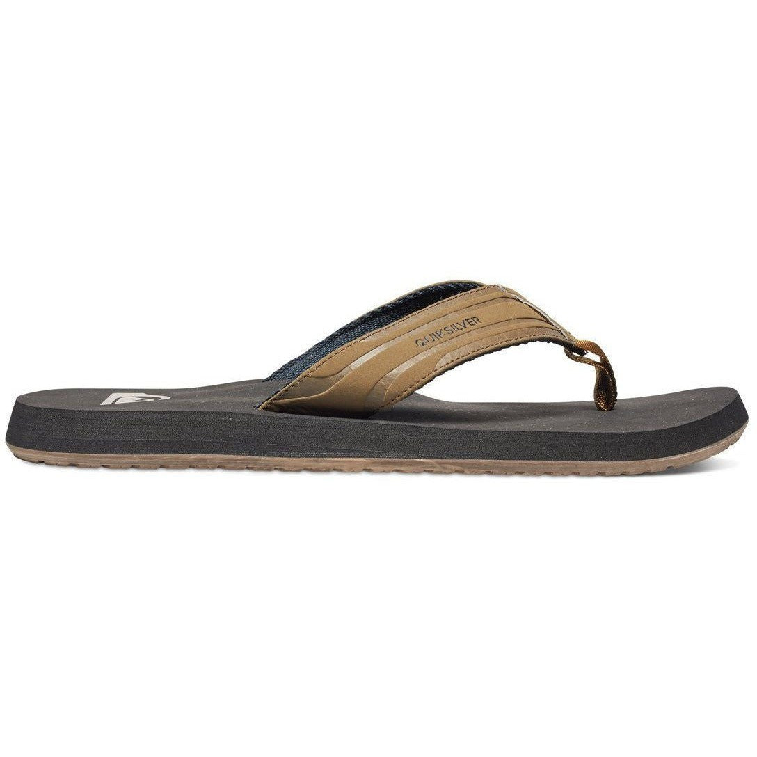 Sandal - Quiksilver Monkey Wrench Sandals - Tan