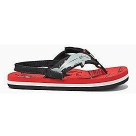 Reef AHI Kids Shark Sandals - 88 Gear