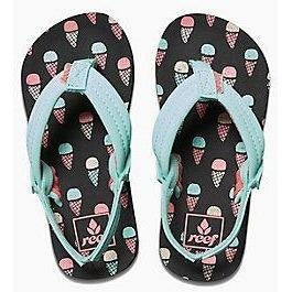 Sandal - Reef Little Ahi Girls Sandals