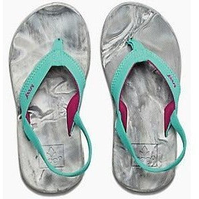 Reef Little Rover Catch Girls Sandals - 88 Gear
