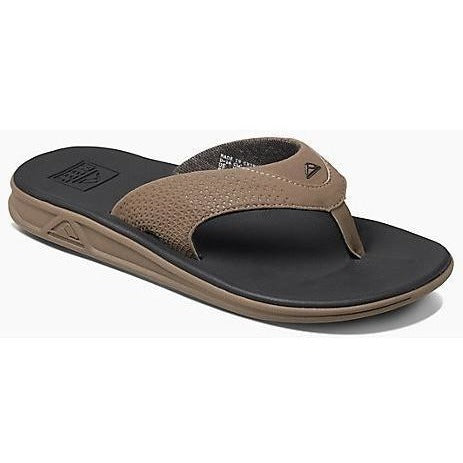 Sandal - Reef Rover Men's Sandals - Black & Tan