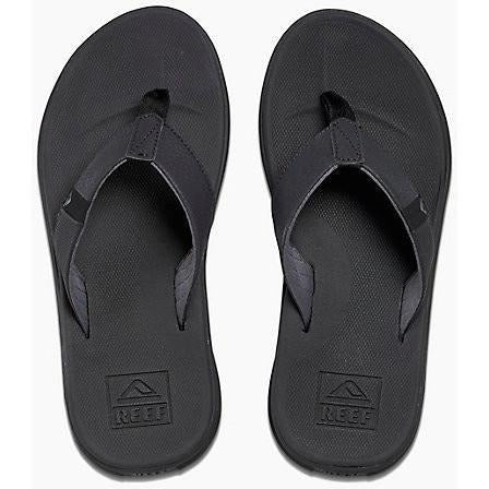 Sandal - Reef Slammed Rover Black Sandals