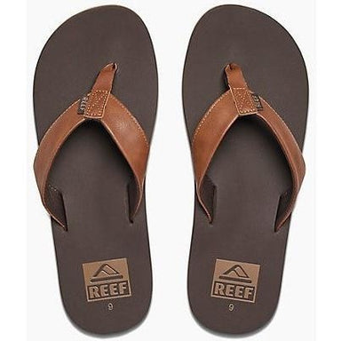 Reef Twinpin Men's Sandals - Brown - 88 Gear