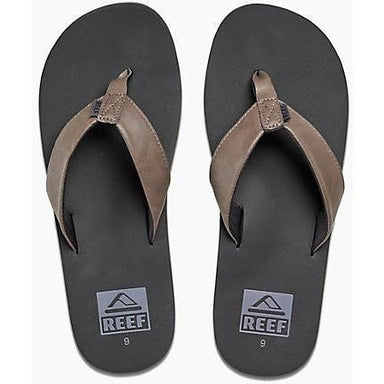 Reef Twinpin Men's Sandals - Grey - 88 Gear