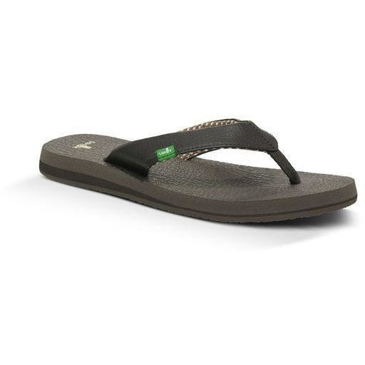 Sandal - SANUK YOGA MAT - Brown Women's Sandals